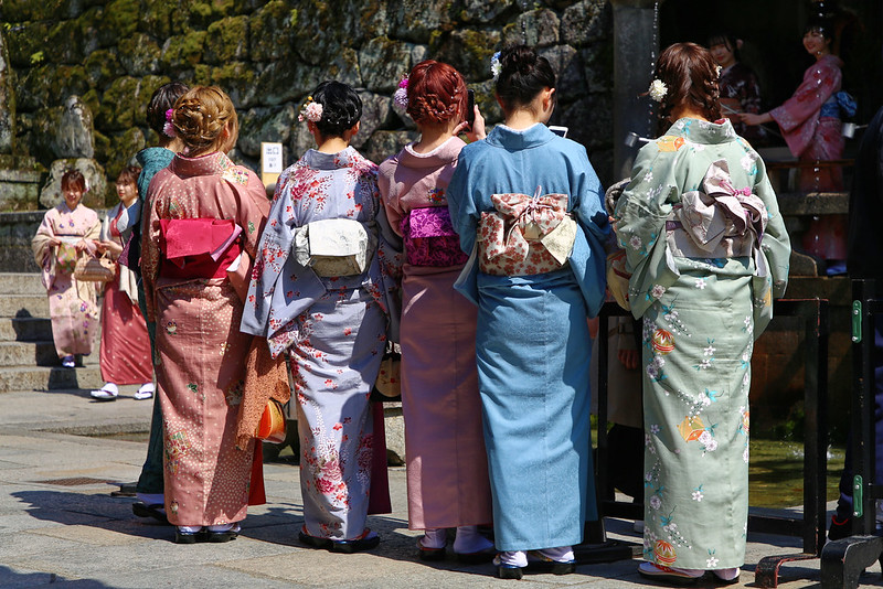 Kimonos versos