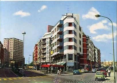 avinguda Masnou i carrer Florida l'Hospitalet del Llobregat
