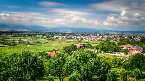 deva hunedoara romania scenery landscape