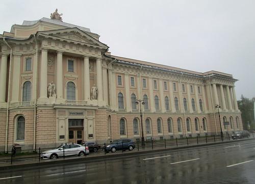 A Building in St Petersburg