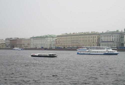 The Hermitage Museum, St Petersburg