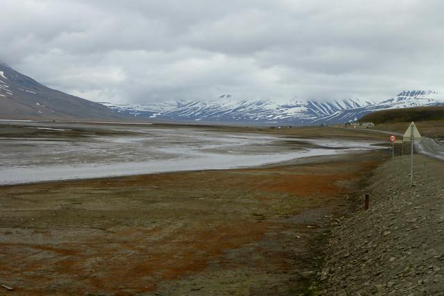 Isfjord, Longyearbyen