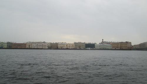 Frontage, River Neva, St Petersburg