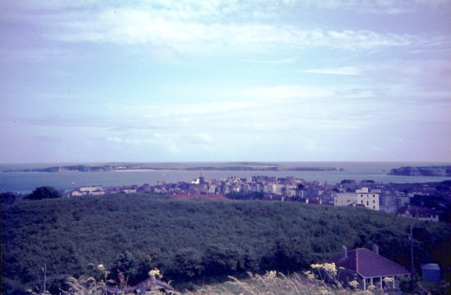 Tenby, South Wales, 1968