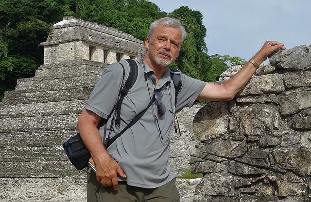 MEXICO, Chiapas,  Historisches Highlight - die Mayastätte Palenque , hi , 19657/12569