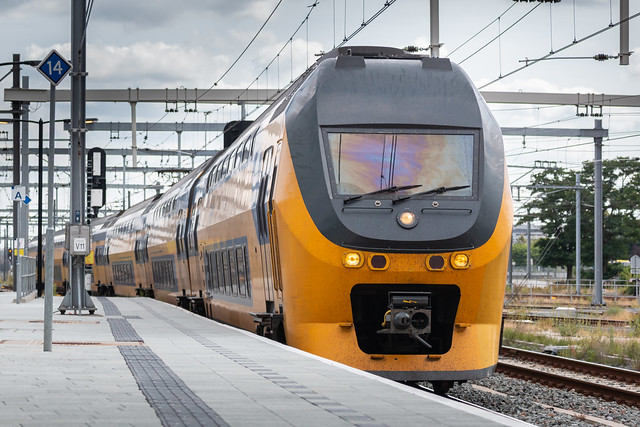 Regiorunner, Utrecht Centraal