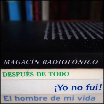 Magacín radiofónico en estado de alarma 14.4.20 #yomequedoencasa #frenarlacurva #haikusdestanteria #quedateencasa