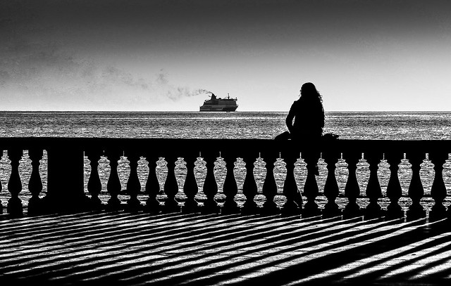 ....the ship, the dream....