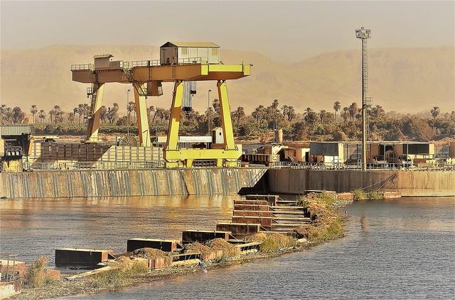 Esna Lock Industrial Periphery