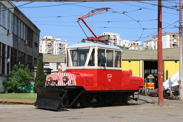 2018-04-27, Beograd, Depot Dorcol