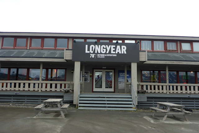 Longyear, Longyearbyen