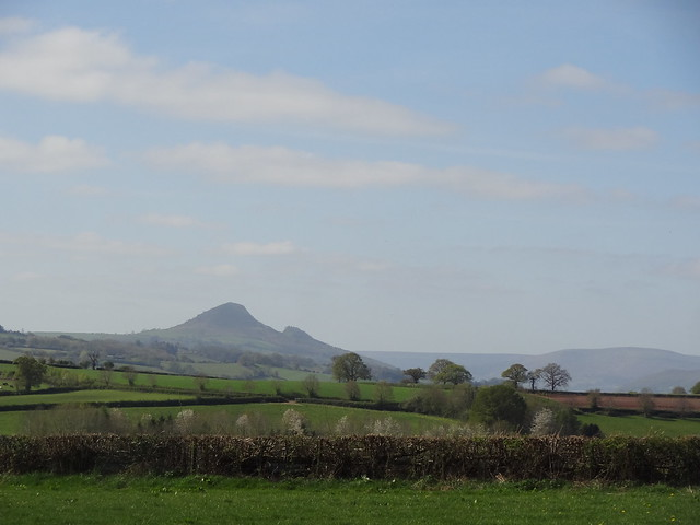 Skirrid, on the footpath from Rowlestone to Wigga Farm