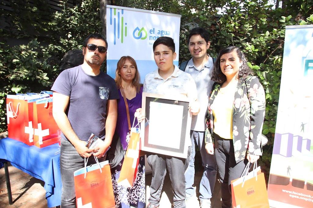 2020 03 [SuizAgua Chile] Promoviendo cambios de comportamiento para el uso eficiente del agua