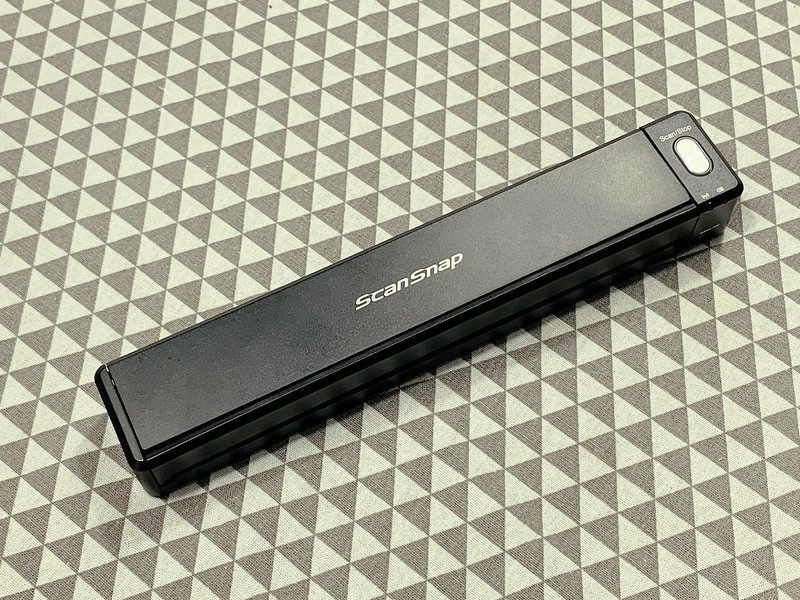 Fujitsu Portable Scanner