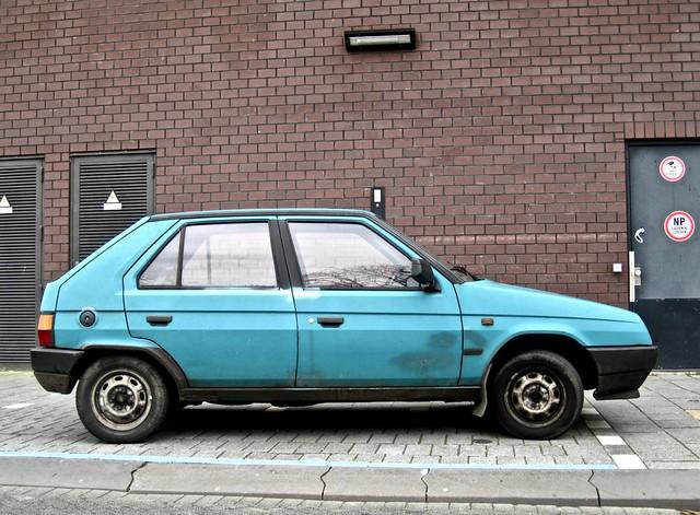 1993 ŠKODA Favorit Typ 781 GLXi Hatchback