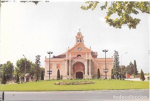 Santuari Mare de Déu de Misericòrdia Reus 1960