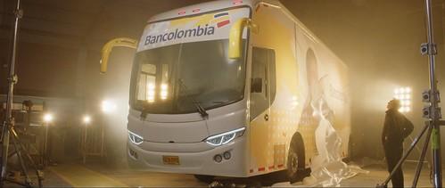 Bancolombia David horacio montoya cinematography cinematographer  director de fotografia13