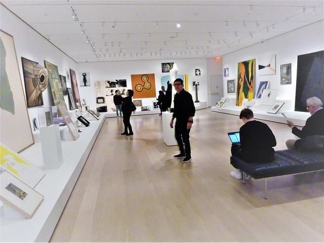 Inside MoMA