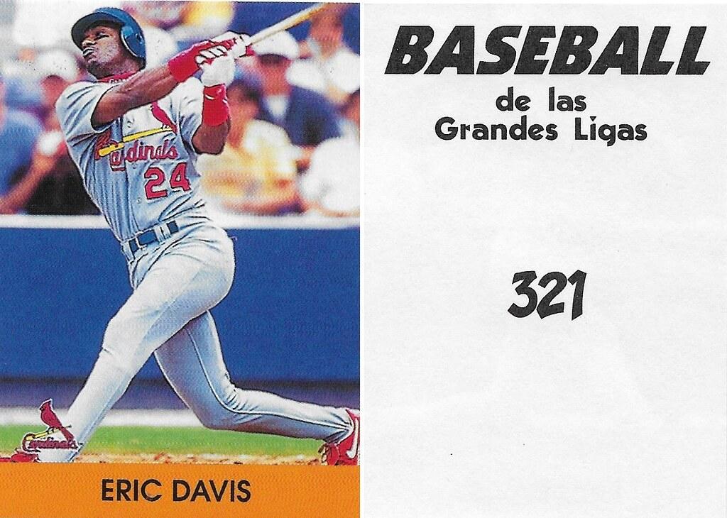 2000 Venezuelan Eric Davis