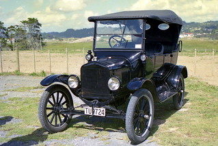 1923 Ford Model T Tourer | by GPS 56