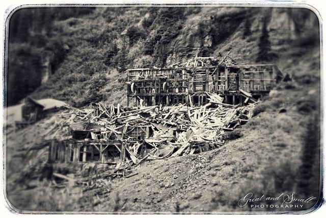 Atlas Mine and Stamp Mill
