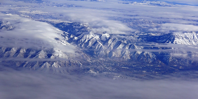 Mountains West of Alpine SR602492