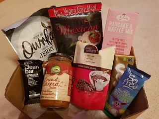 April 2020 Vegan Mystery Box