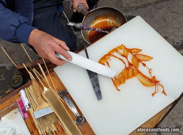 amazing sugar art painting