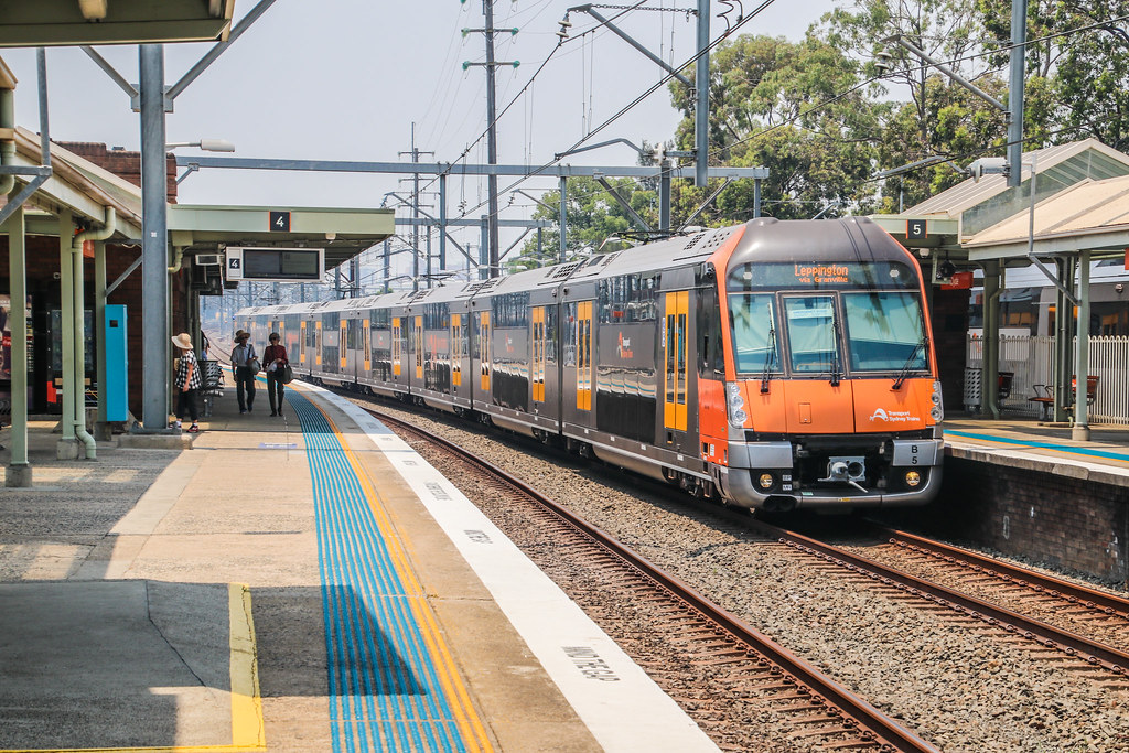 Sydney Trains' 14-H - Clyde, NSW - 14/12/2019