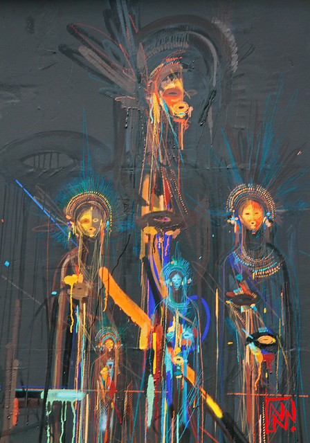 Cosmogonie rayonnante et originale