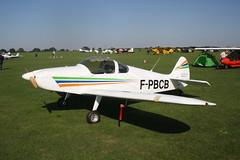 F-PBCB Nicollier HN.700 [116] Sywell 020918