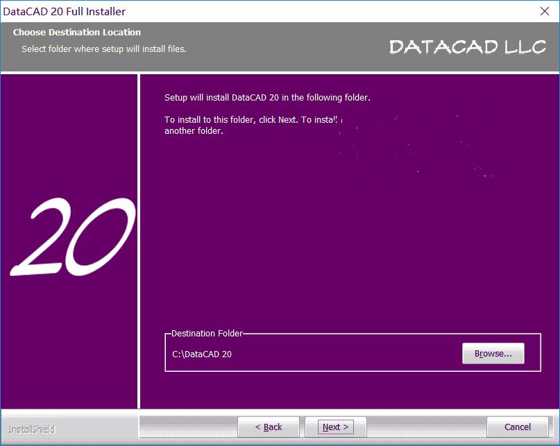 DataCAD 20.01.01.01 full license