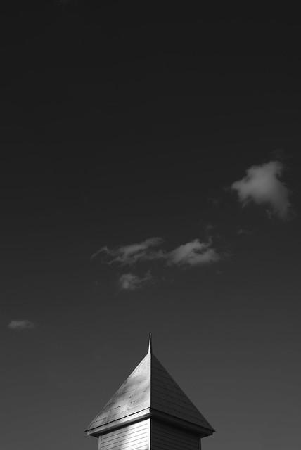sandy run steeple