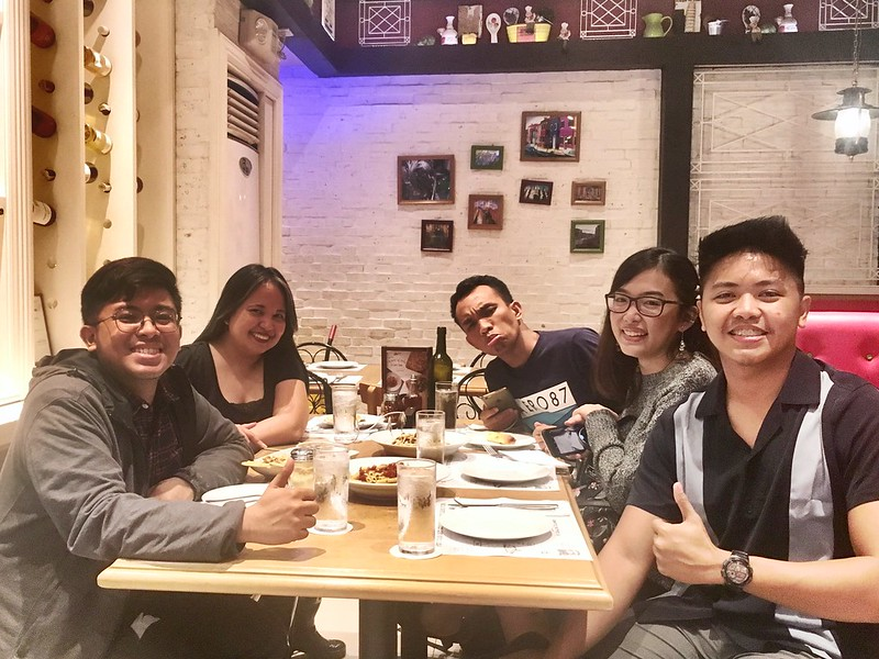 Amici, SM North EDSA