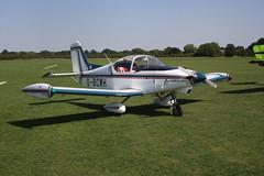 G-BCWH Practavia Pilot Spirite 115 [PFA 1366] Sywell 020918
