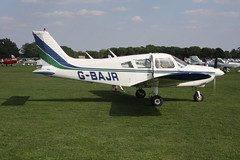 G-BAJR Piper PA-28-180 [28-7305008] Sywell 010918