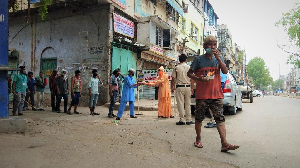 New Delhi: COVID-19 Pandemic Relief Services