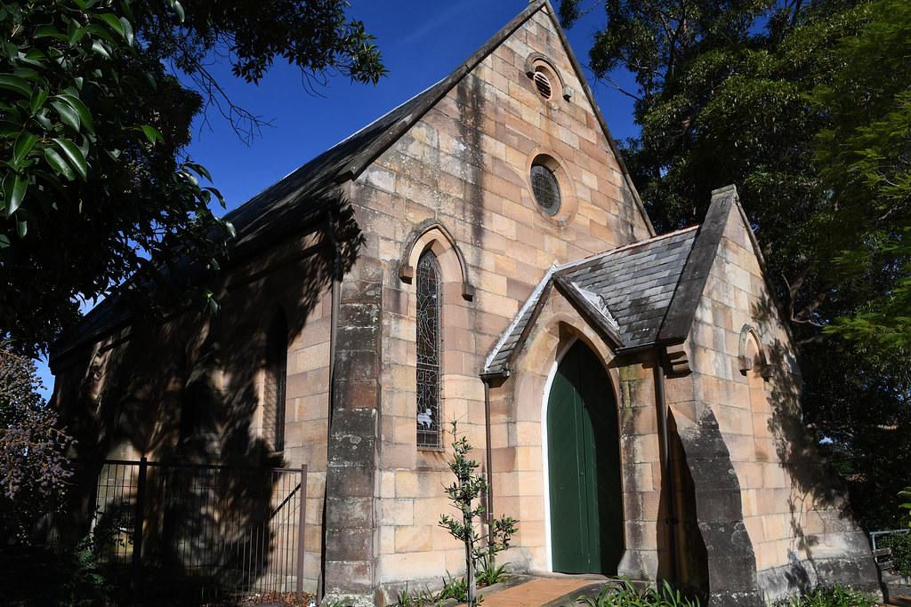 Pymble Chapel Uniting Church, Pymble, Sydney, NSW.