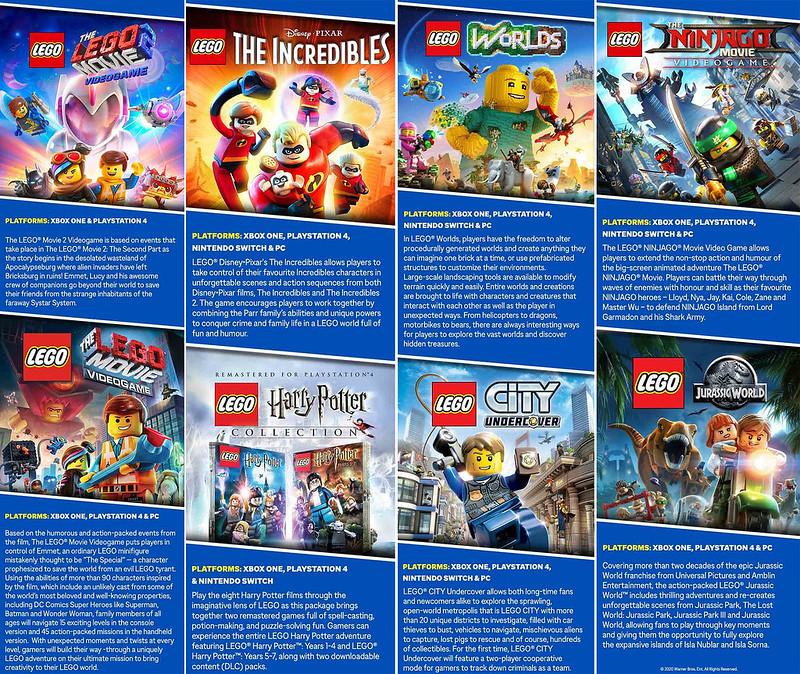 LEGO Games 2