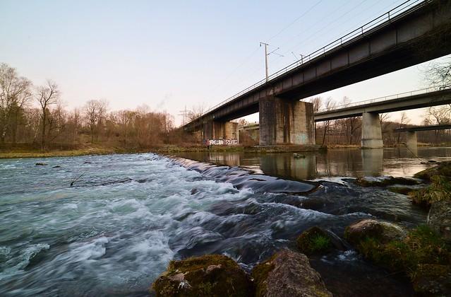 Munich - Rapids and Bridges