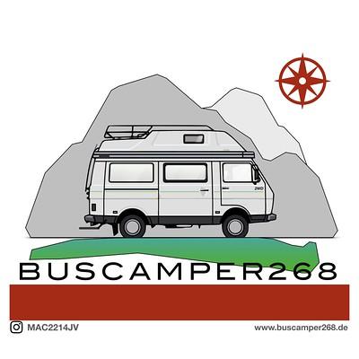 Campervan Stickers