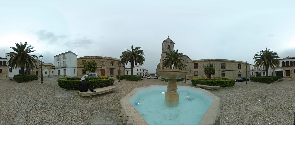 Plaza de Alonso de Vandelvira-Sabiote