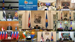(APRIL 2020) Special ASEAN Summit on Covid-19