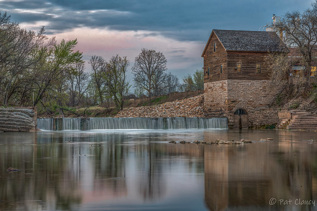 Old Fredonia Mill