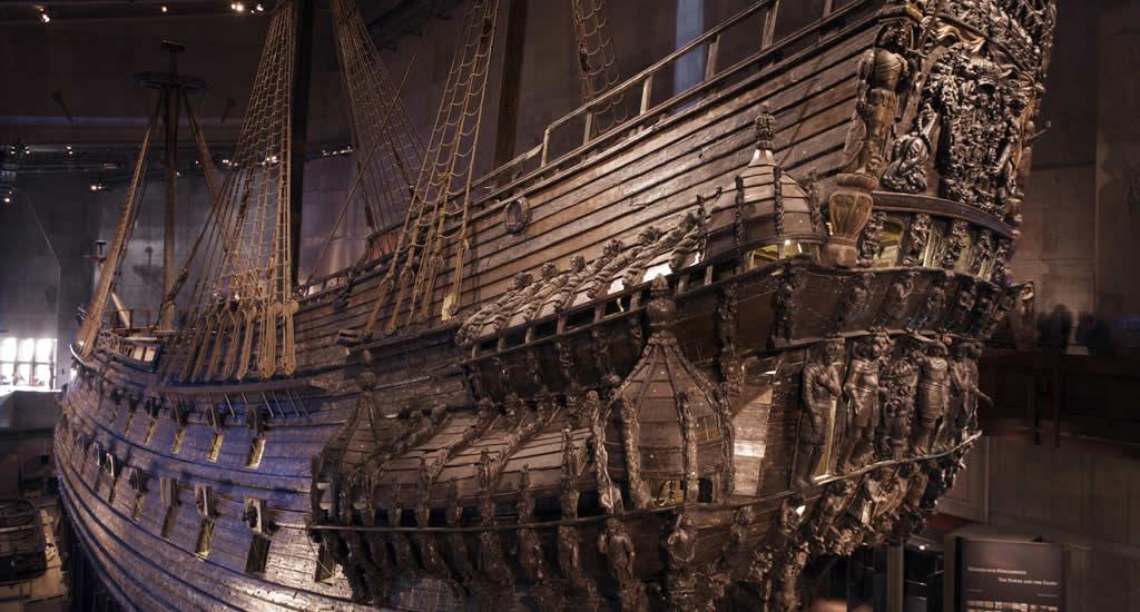 Bezienswaardigheden in Stockholm: Vasa Museum (foto met dank aan Ola Ericson) | Mooistestedentrips.nl