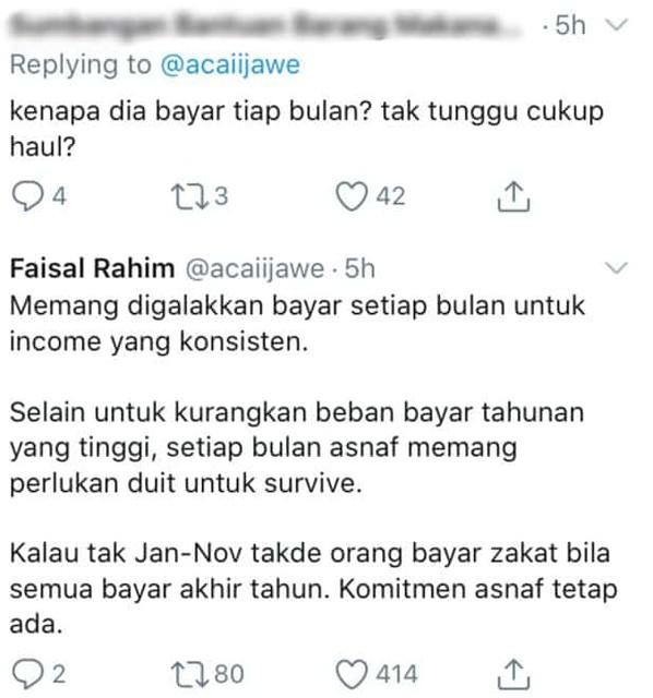 Aliff Syukri Tunjuk Resit Zakat RM52K, Nampak Riak Tapi Masih Dipuji Netizen