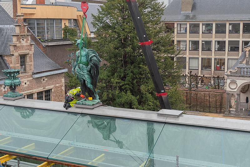 Rubens' Garden Screen and Garden Pavilion, Antwerp, BELGIUM