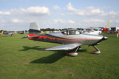 F-PLLE Van's RV-9A [91637] Sywell 310818