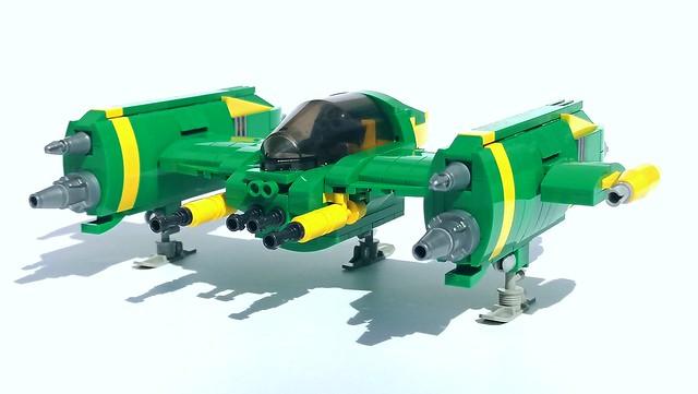 Porax-42 Gunship