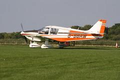 G-BBAW Robin HR.100-210 [167] Sywell 010918